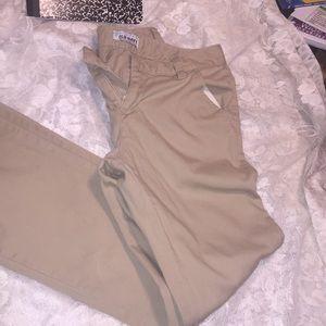 Girls Old Navy Khaki Pants (SZ 12)